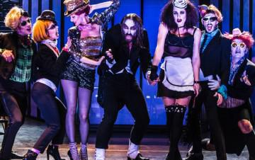 CALZEDONIA & ΙΝΤΙΜΙSSIMI ΧΟΡΗΓΟΙ @ THE ROCKY HORROR SHOW