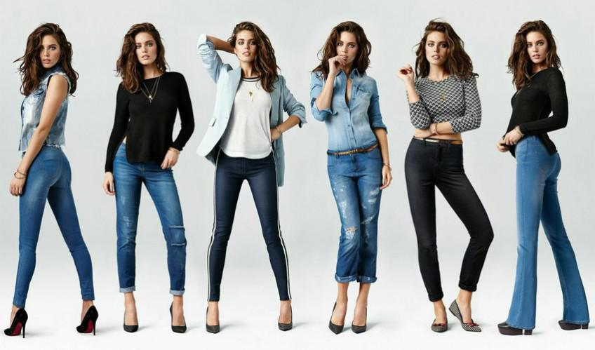 c4ee0abbd66ab CALZEDONIA: DENIM COLLECTION SS15 - Calin Group S.A.