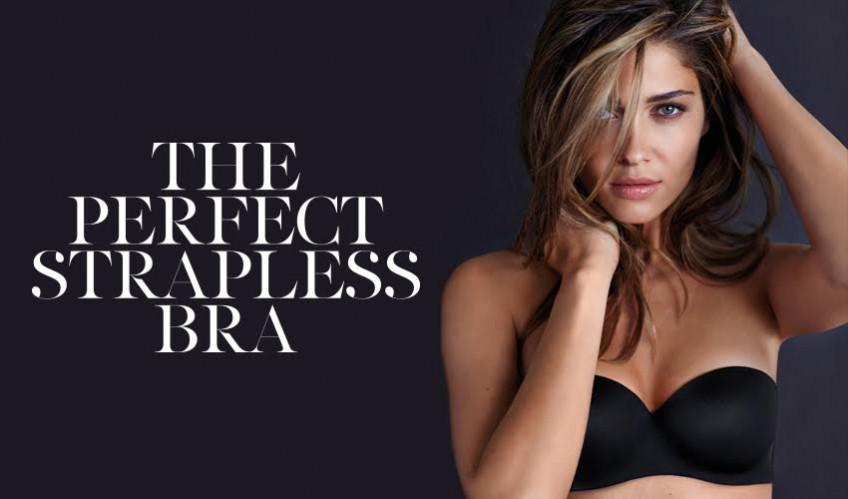 THE PERFECT STRAPLESS BRA - Calin Group S.A.
