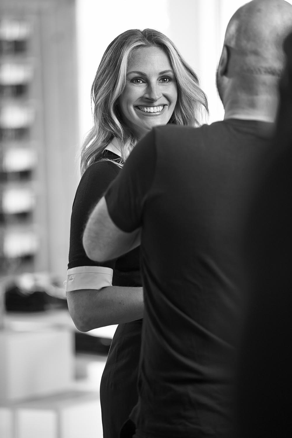 Calzedonia again chooses julia roberts as brand ambassador