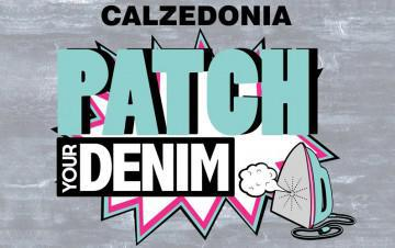 CALZEDONIA: PATCH YOUR DENIM