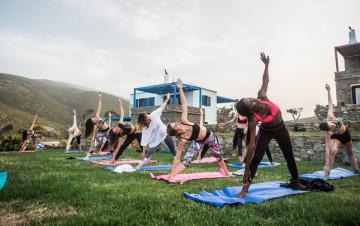 CALZEDONIA: WELLNESS & FIT SUMMER EVENT