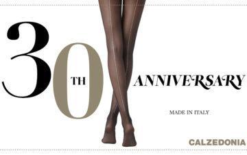 CALZEDONIA: HAPPY 30 YEARS!
