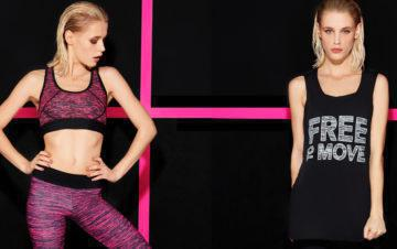 TEZENIS: FITNESS COLLECTION SPRING '17