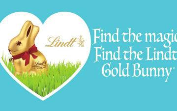 CALZEDONIA: LINDT GOLD BUNNY PROMO