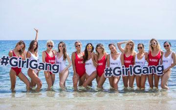 CALZEDONIA: #GirlGangInMykonos