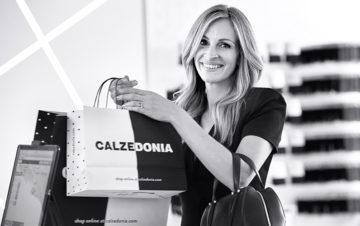 JULIA ROBERTS FOR CALZEDONIA