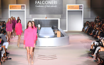 IMMEDIATE BOARDING FALCONERI AIRLINES