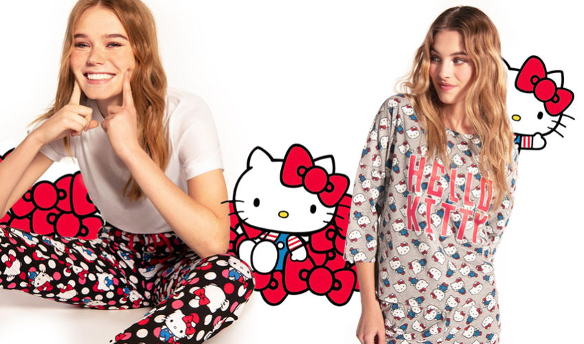 cc3d84332b5 TEZENIS CELEBRATES THE 45TH ANNIVERSARY OF HELLO KITTY WITH AN ...
