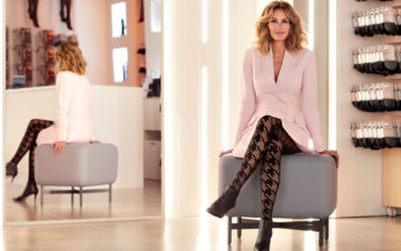 JULIA ROBERTS FACE OF THE NEW CALZEDONIA CAMPAIGN 2019