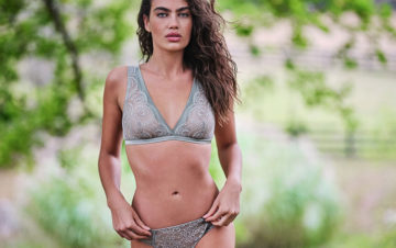 THE FIRST SUSTAINABLE MINI COLLECTION FROM INTIMISSIMI.