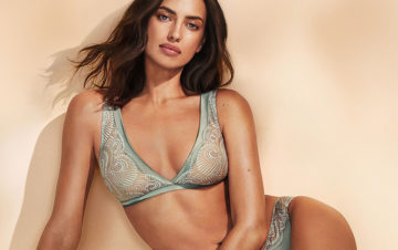 IRINA SHAYK SPEAKS ABOUT THE GREEN COLLECTION