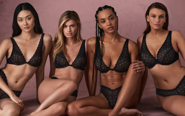 NEW LACE BRAS